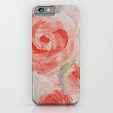 Petal Roses iPhone 6 Slim Case