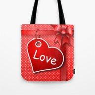 Valentine's  Gift G274 Tote Bag