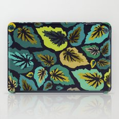 Going, Going, Begonia iPad Case