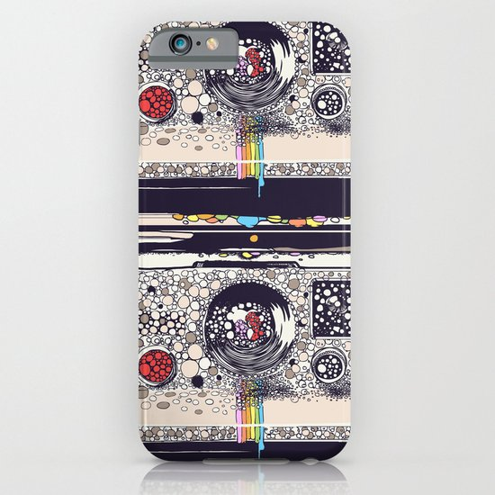 COLOR BLINDNESS iPhone & iPod Case