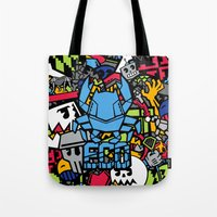 Beast Coast Dyes  Tote Bag