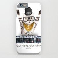 Thug Cat iPhone 6 Slim Case