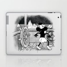 Steamboat Disaster Laptop & iPad Skin