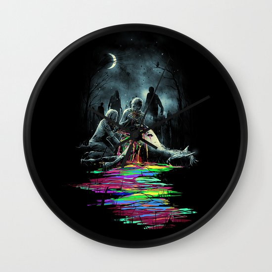 Midnight Snack Wall Clock