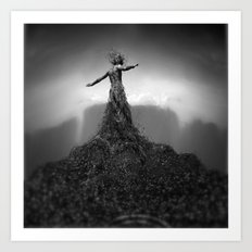NoBody : Root In Art Print