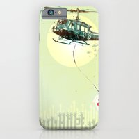 """iPhone & iPod Case featuring Glue Network Print Series """"Emergency Relief"""" by Blaine Fontana"""