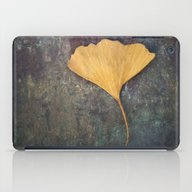 Ginkgo Leaf iPad Case