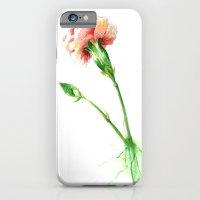 Watercolor Flower iPhone 6 Slim Case
