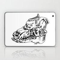 Pig Skull Laptop & iPad Skin