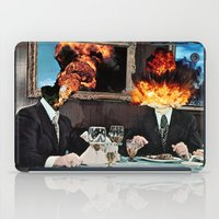 Every Act of Creation is First an Act of Destruction iPad Case