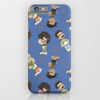 iPhone & iPod Case featuring Sleepy 1D by Ashley R. Guillory