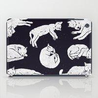 Sleeping Cats iPad Case