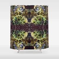 THEMIS AND THE FALL Shower Curtain