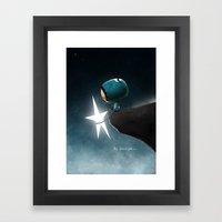 By starlight... Framed Art Print