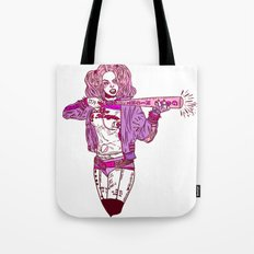 Suicide Squad Harley Quinn Tote Bag