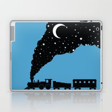 the night train Laptop & iPad Skin