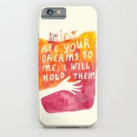 iPhone & iPod Case featuring Dreams by Mei Lee