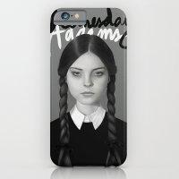 Wednesday Addams iPhone 6 Slim Case
