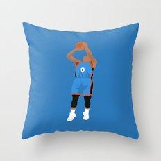 Thunder Up Throw Pillow