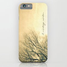 A Vintage Winter  iPhone 6s Slim Case