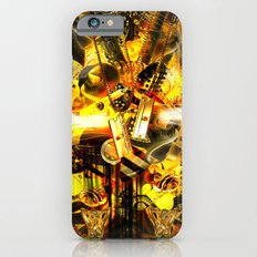 RAZORBLADE🔪 PARADISE - SPOILS OF THE BOOMBOX Remix iPhone 6 Slim Case
