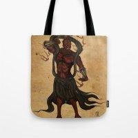 Darth A-un Tote Bag