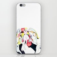 Whe love Fashion 2 iPhone & iPod Skin