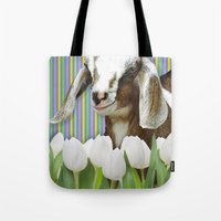 In search of dessert Tote Bag