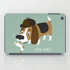 I Nose Things iPad Case