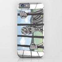 iPhone & iPod Case featuring Escape by Miguel Herranz