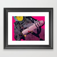 Ghostbusters 2 Framed Art Print