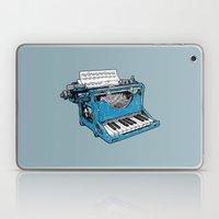The Composition - Original Colors. Laptop & iPad Skin
