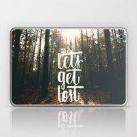 Let's Get Lost ^_^  Laptop & iPad Skin