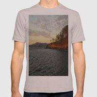 Pura Vida! Mens Fitted Tee Cinder SMALL