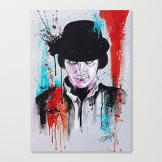 A Clockwork Orange - ALEX Canvas Print