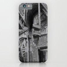 English Gothic (Halftone) iPhone 6s Slim Case