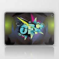 Off Laptop & iPad Skin