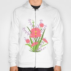 Indian Lotus Hoody