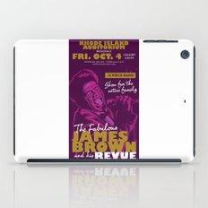 James Brown iPad Case