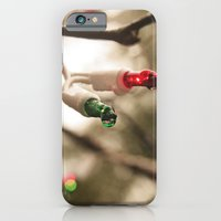 iPhone & iPod Case featuring I'm Dreaming of a ... Wet Christmas? by Beth - Paper Angels Photography