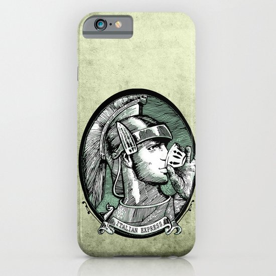 italian express iPhone & iPod Case