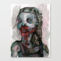 Delicious And Healthy Canvas Print