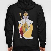 Queen Wolf Hoody