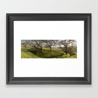 Oak Ridge Framed Art Print
