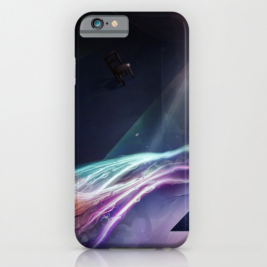 Room of Abstract Imagination iPhone & iPod Case