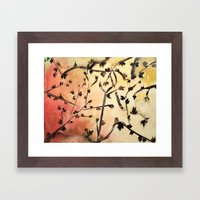 Look Up Nature Abstract 1 Framed Art Print