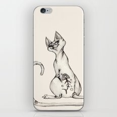 Cats with Tats v.1 iPhone & iPod Skin