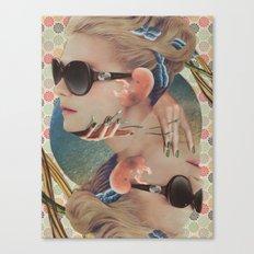 Collage 13 Canvas Print