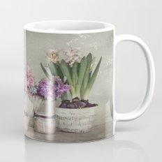 longing for springtime Mug