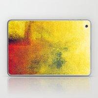yellow, red, a bit of green Laptop & iPad Skin